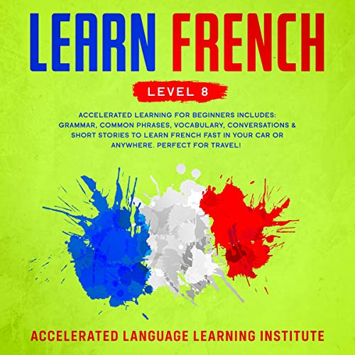 Learn French  By  cover art