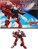 Genesis Climber Mospeada Robotech: Legioss AFC-01Z Red Ver. Transformable by Aoshima by Genesis Climber Mospeada Robotech