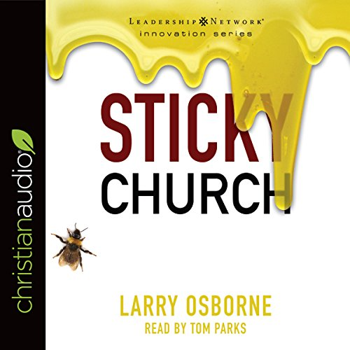 Sticky Church audiobook cover art