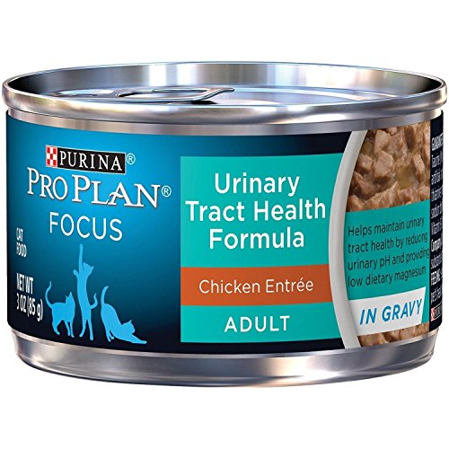 Purina Pro Plan Urinary Tract Health Gravy Wet Cat Food, FOCUS Urinary...