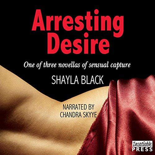 Arresting Desire audiobook cover art