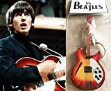 Llavero de guitarra Rickenbacker 360/12 Fireglo George Harrison The Beatles
