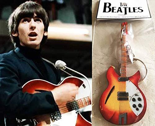 Schlüsselanhänger Gitarre Rickenbacker 360/12 Fireglo George Harrison The Beatles