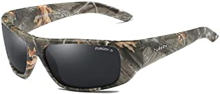WOZUIMEI Camuflaje Deporte Montar Pesca Gafas de Sol Gafas de Ciclismo Gafas Polarizadas Gafas de Sol Polarizadas Película de Color Gafas de Sol de ConducciónA1