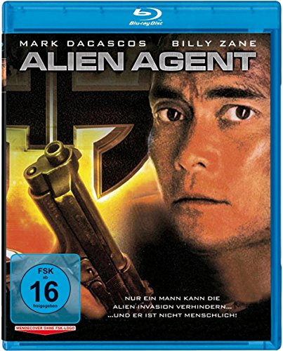 Alien Agent [Blu-ray]