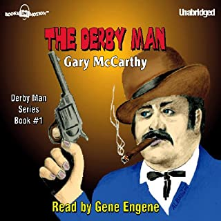 The Derby Man audiobook cover art