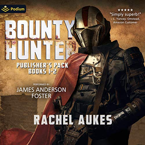 Bounty Hunter: Publisher's Pack (Book 1-2) audiobook cover art