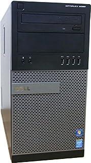 中古パソコン デスクトップ DELL OptiPlex 9020 MT Core i7 4770 3.40GHz 8GBメモリ 1TB Sマルチ Windows7 Pro 64bit 搭載 Radeon HD 8570 正規リカバリーディスク付属 動作保証30日間