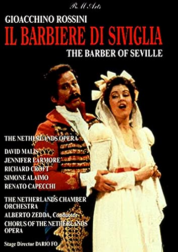 Rossini - O Barbeiro de Sevillha - Il barbiere di Siviglia - Dario Fo e Alberto Zedda