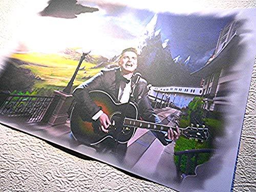 Andreas Gabalier-Top- Kunstdruck -direkt vom Künstler 30cm x42cm