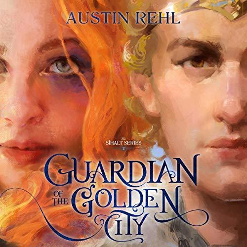 『Guardian of the Golden City』のカバーアート