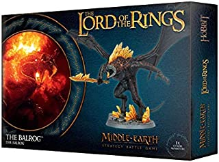 The Balrog Lord of The Rings