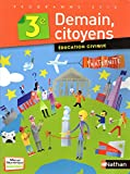 Demain, citoyens 3e - EDITION SPECIALE PROFESSEURS
