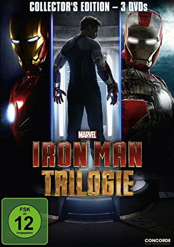 Iron Man Trilogie (Collector's Edition) [3 DVDs]