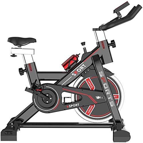 ARTF Uptodate Ejercicio Bicicletas en Bicicleta estacionaria Equipo de excersizos en Silencio Inicio Gimnasio Entrenamiento Ejercicio Bicicleta Interior Peso Peso Spinning Bike Equipo Equipo Efectivo