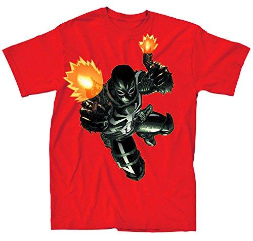 Toy Zany Agent Venom Flash Shot Red...