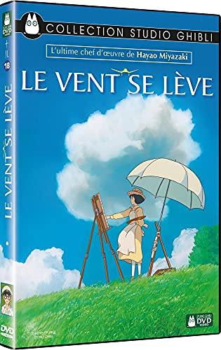 Le Vent se lève [Francia] [DVD]