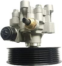 BRTEC 21-5498 Power Steering Pump with Pulley for 2005-2012 Toyota Avalon 3.5L V6, 2007-2011 Toyota Camry 3.5L V6, 2007-2012 Lexus ES350 3.5L V6