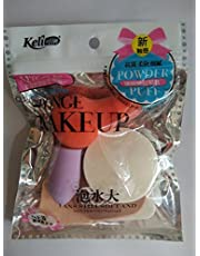 Keli 6-in-1 Makeup Sponge (Multicolour)