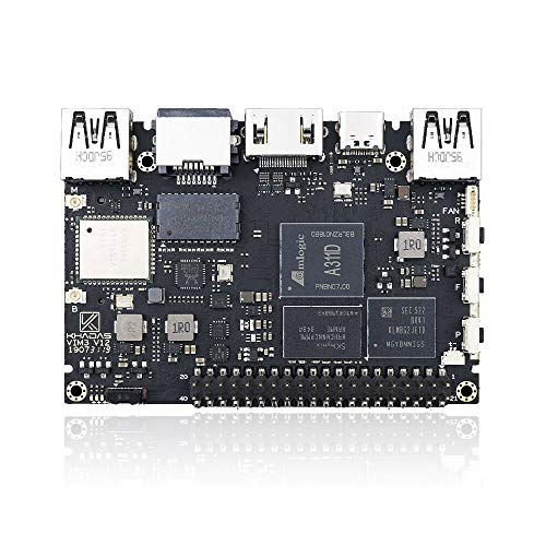 Khadas VIM3 Pro Single Board Computer SBC Amlogic A311D with...