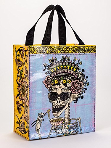 Blue Q Handy Tote Day Of The Dead