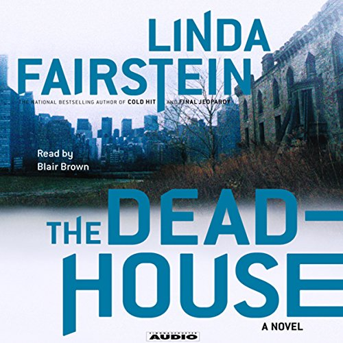 The Deadhouse audiobook cover art