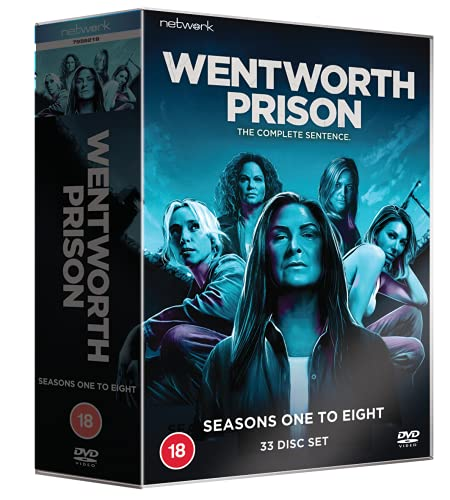Wentworth Prison: The Complete Series [DVD]
