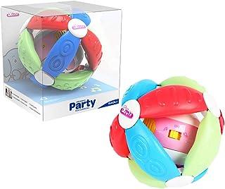 Baoli ボールおもちゃ 音が出る 室内玩具 赤ちゃんはって進みを導く 3ヶ月からベビートイ