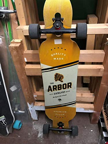 Arbor Longboard Catalyst Komplettboard 40.0 inch - 1B Ware mit Lagerspuren