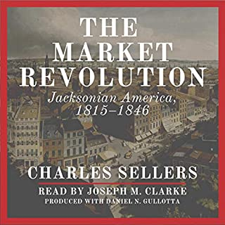 The Market Revolution audiobook cover art