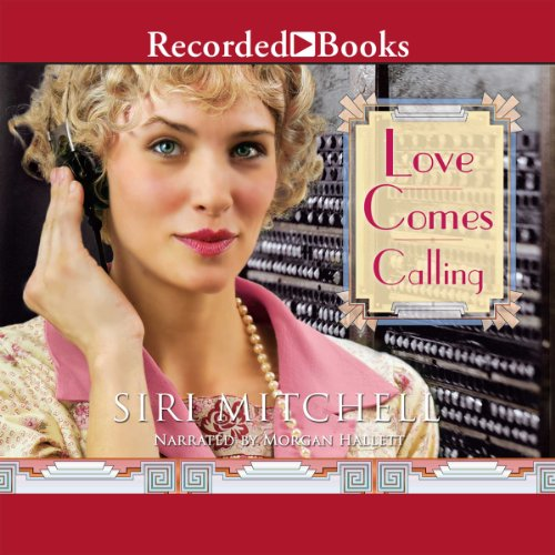 Love Comes Calling audiobook cover art