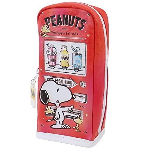スヌーピー[筆箱]たてがた スタンド ペンケース/DRINK LOVER ピーナッツ