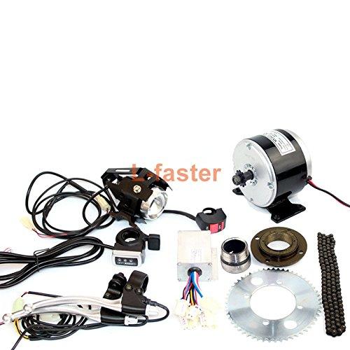 24V 250W Eléctrico Mini Scooter Sistema de transmisión de cadena de motor...