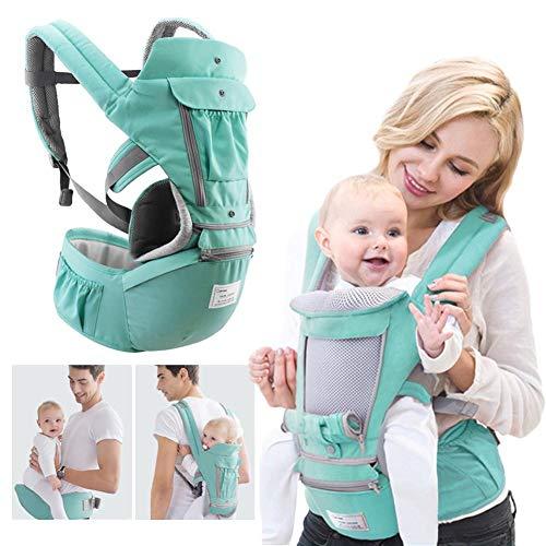 360 Porte-bébé nouveau-né à bambin 4 en 1 souple tout transporter avec le siège sur la hanche 360 positions sièges nouveau-nés ergonomiques primés