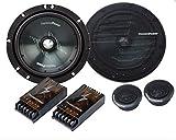 New Precision Power PPI S2.65C 6.5' 200 Watt 2-Way Car Audio Component Speakers