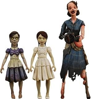 Bioshock 2 Eleanor Lamb & Little Sister and Ladysmith Splicer(Set of 2)