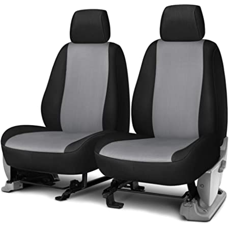 Eavdesign seat cover COMPATIBLE With HONDA 700XX GRY CENTER BLACK SIDES AND BACK Will Custimize color upon request
