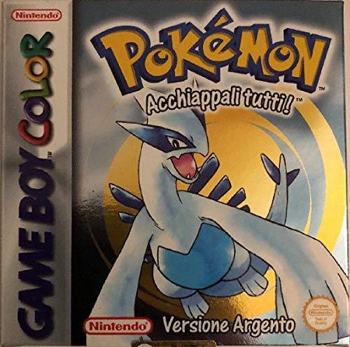 Pokemon Versione Argento