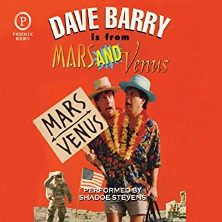 Dave Barry Is from Mars and Venus cover art