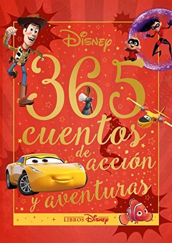 Disney. 365 cuentos de acción y aventuras (Disney. Otras propiedades)