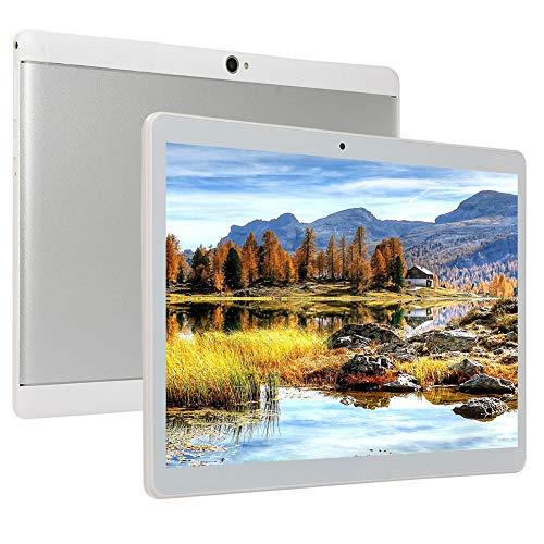 CYY Tableta Android de 10 Pulgadas, 1GB RAM + 16GB ROM/Escalable 64GB,Cámara Dual 30 W+200 W,4000mAh Batería,Octa-Core,GPS Bluetooth WiFi,Cuerpo de Metal
