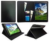 Maitai 10 zoll Tablet PC Black Universal Wallet Hülle Cover Folio ( 10 - 11 zoll ) von Sweet Tech