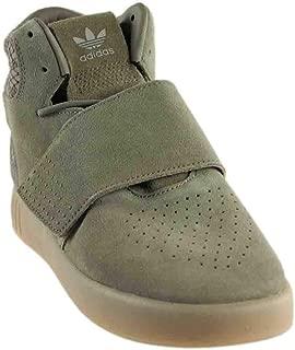 adidas Mens Tubular Invader Strap Casual Sneakers,