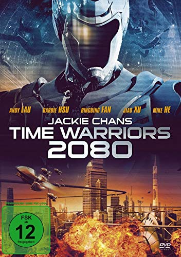 Jackie Chans Time Warriors 2080 (Future X-Cops / Mei loi ging chat)
