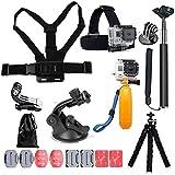 YEHOLDING - Accesorios para GoPro Hero 9 8 Max 7 6 5 4 Black SJ4000 y otras cámaras deportivas