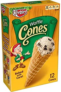 Keebler Waffle Cones (Pack of 2)