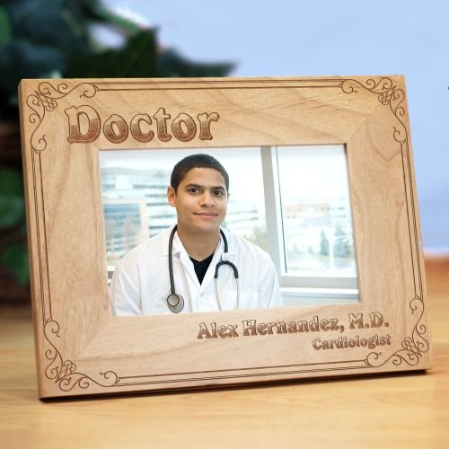 Personalized Wooden Photo Frame