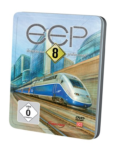 Eisenbahn.exe Professional 8.0 (PC)
