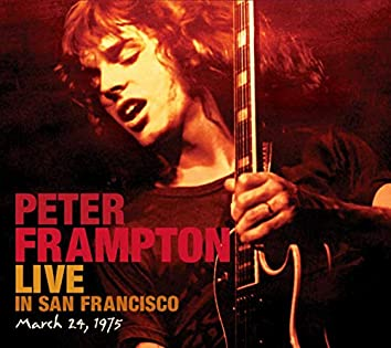 Live In San Francisco, March 24, 1975