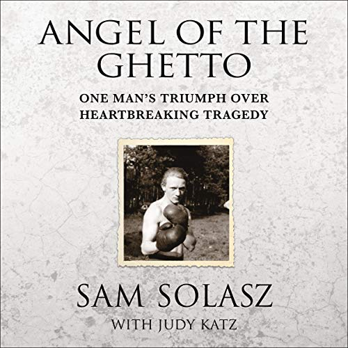 Angel of the Ghetto cover art